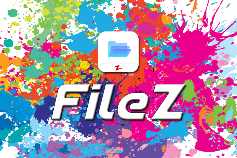 FileZ: Easy File Manager