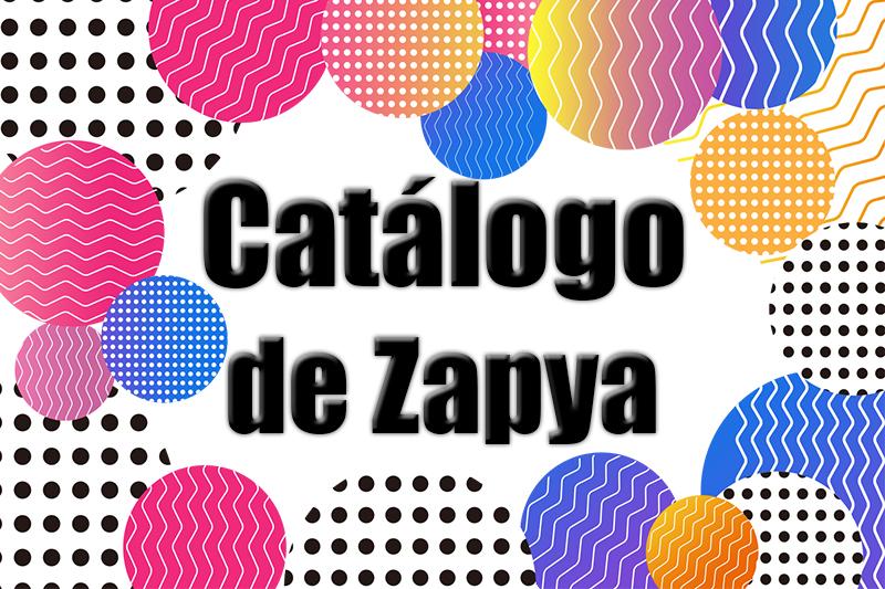 Catálogo de Zapya