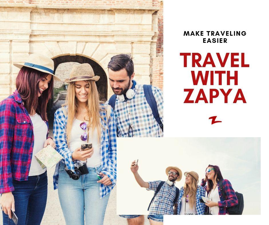 Travel with Zapya