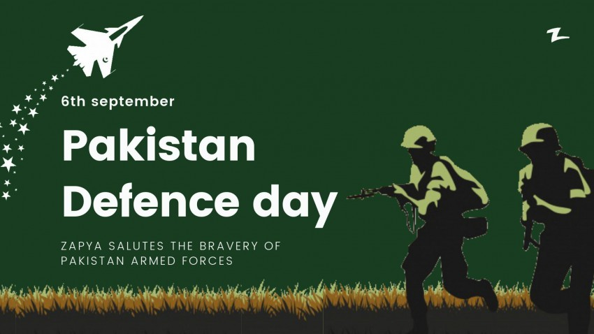 Happy Defence Day Pakistan