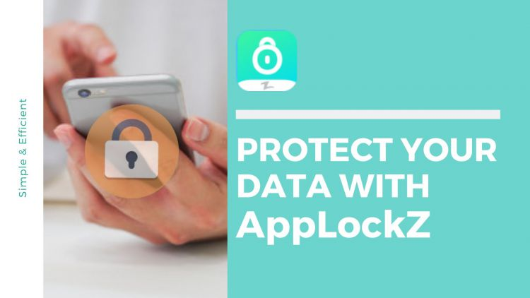 Protect your apps data with AppLockZ