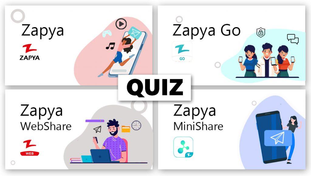 Zapya Personality Quiz