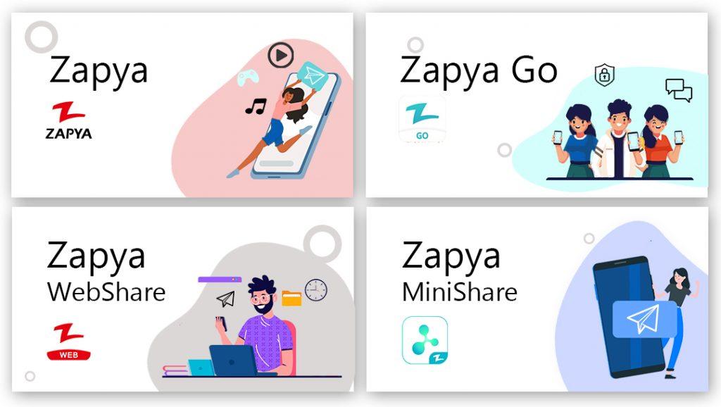 Zapya Test