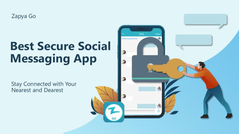 Best Secure Social Messaging App