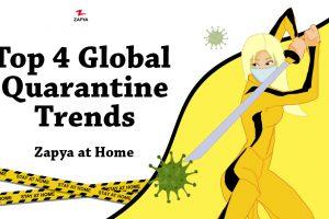 Top Four Global Quarantine Trends