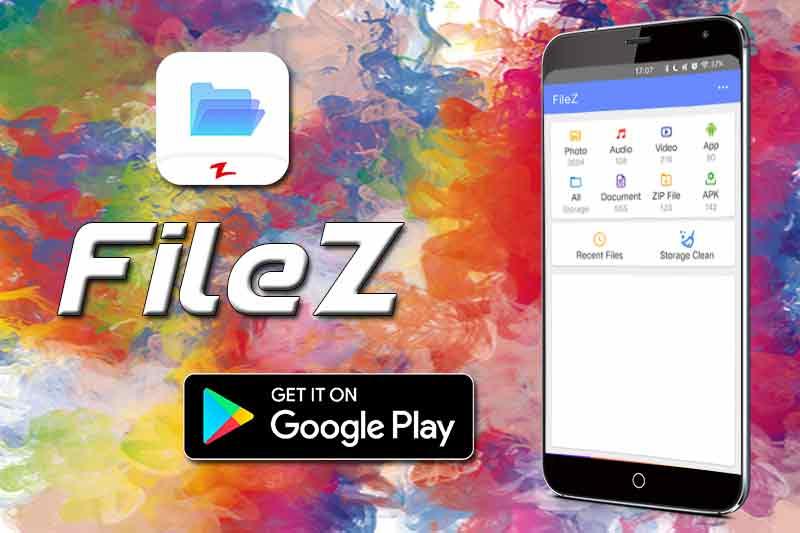 FileZ ျဖင့္ Social apps ထဲရွိဖုိ္င္မ်ားကို မည္သို႕ထိန္းသိမ္းမည္နည္း?
