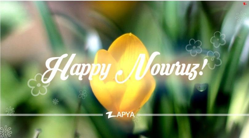 Happy Nowruz 2019
