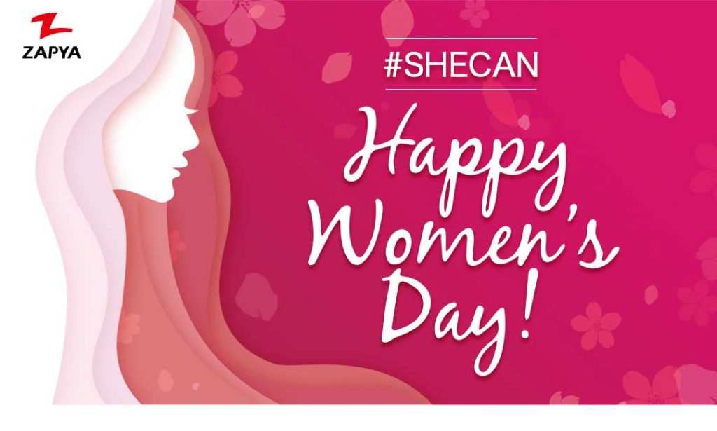 What She Can Do? Happy Women Day 2019