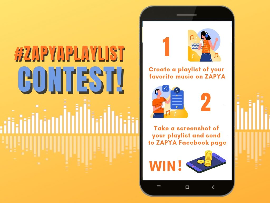 Zapya Playlist Contest