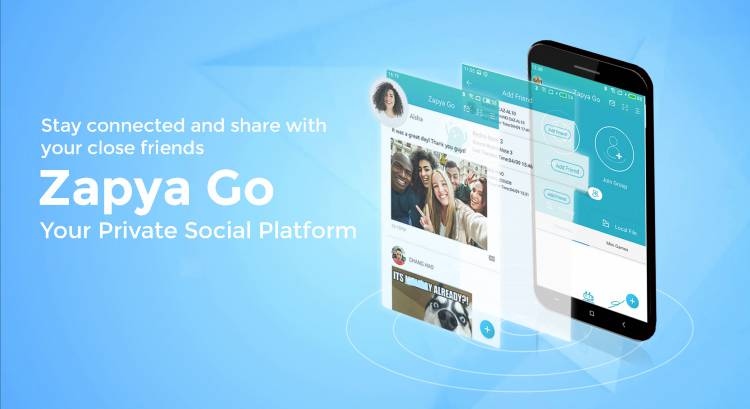 Zapya Go from File Transfer to Private Social