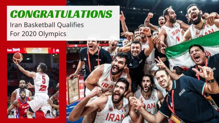 Congratulations Team Iran