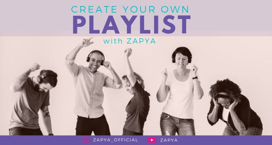 Zapya Playlist for All Moods