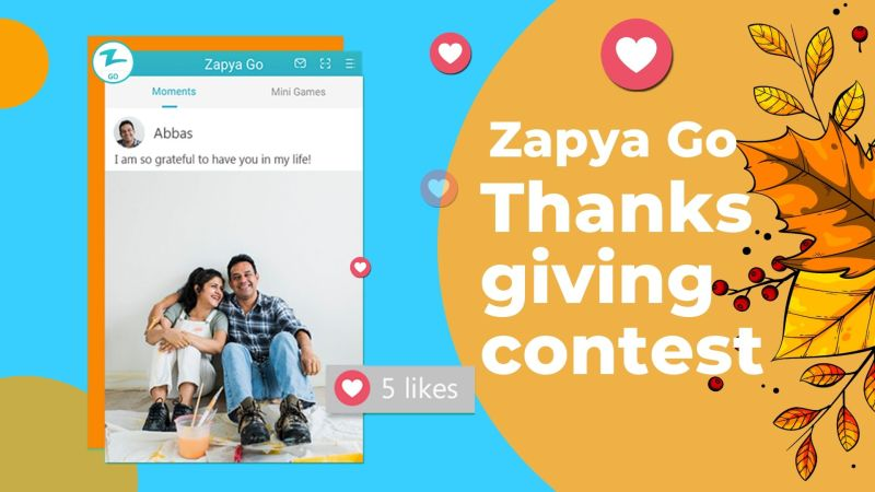 Zapya Go Contest – Participate and Win