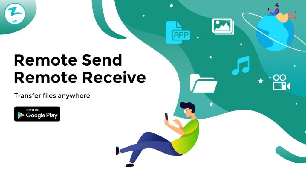 Remote Send & Receive Now Available on Zapya Go