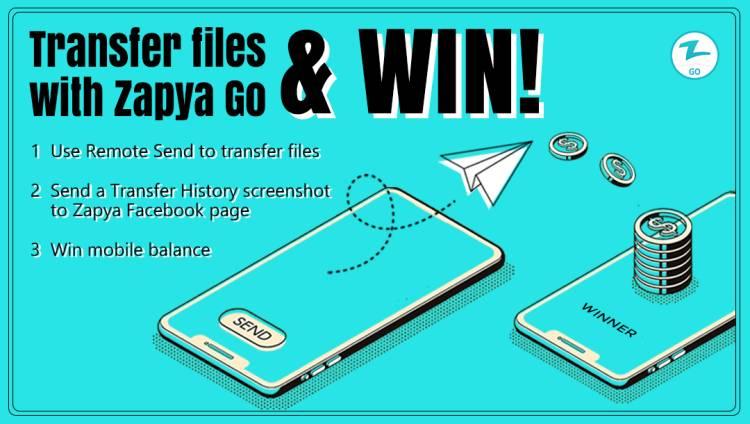 Zapya Go Contest: Participate and Win