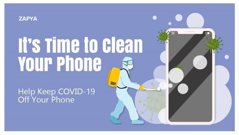 It's Time to Clean Your Phone!