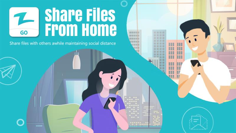 Share Files From Home