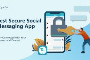 အကောင်းဆုံးလုံခြုံသောလူမှုဆက်သွယ်ရေးဆိုင်ရာApp