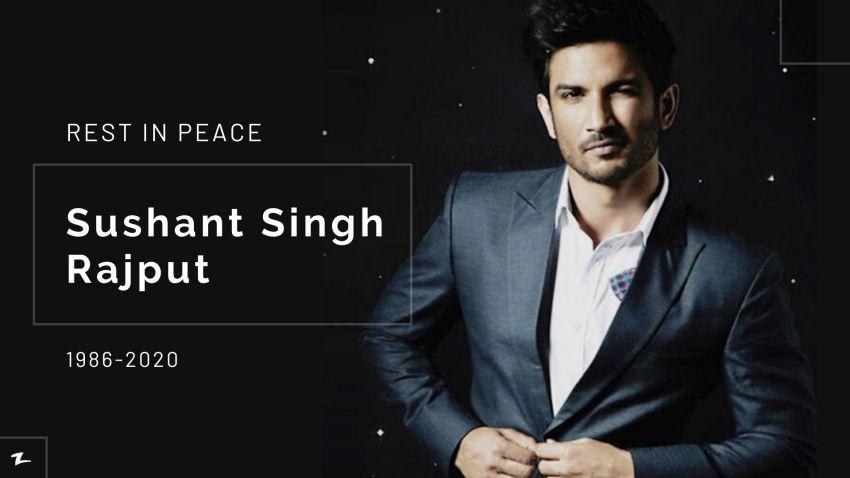 RIP #SushantSinghRajput
