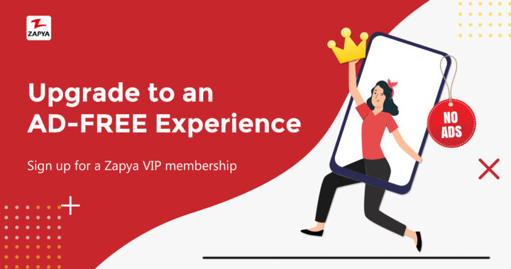 Upgrade to an Ad-Free Experience