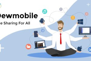 Dewmobile: File Sharing For All