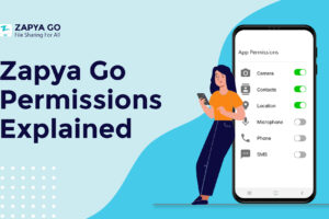 Zapya Go Permissions Explained