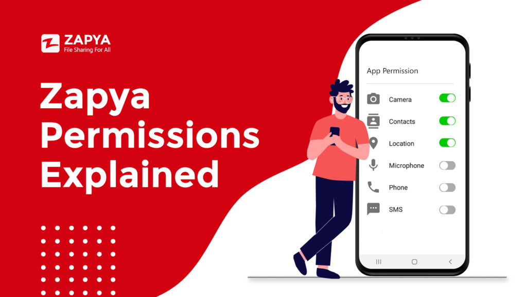 Zapya Permissions Explained