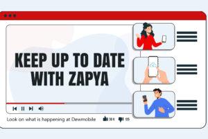 Keep Up To Date with Zapya