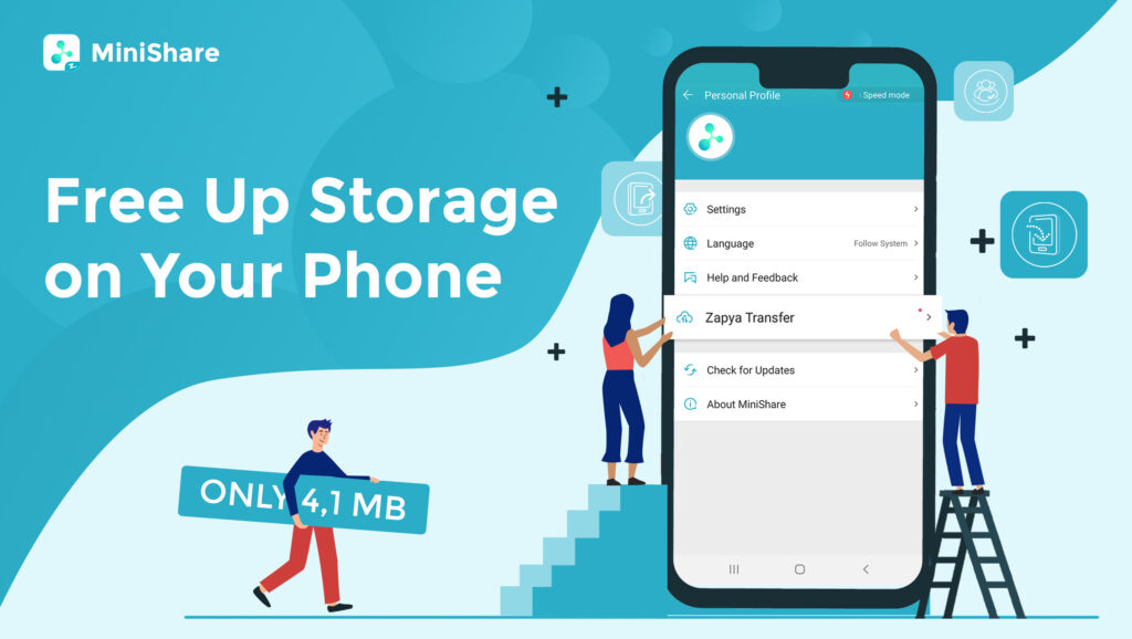 Free Up Storage on Your Phone