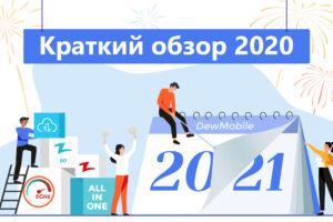 Краткий обзор 2020