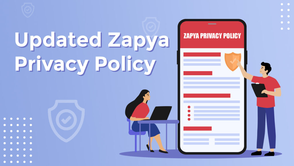 Updated Zapya Privacy Policy