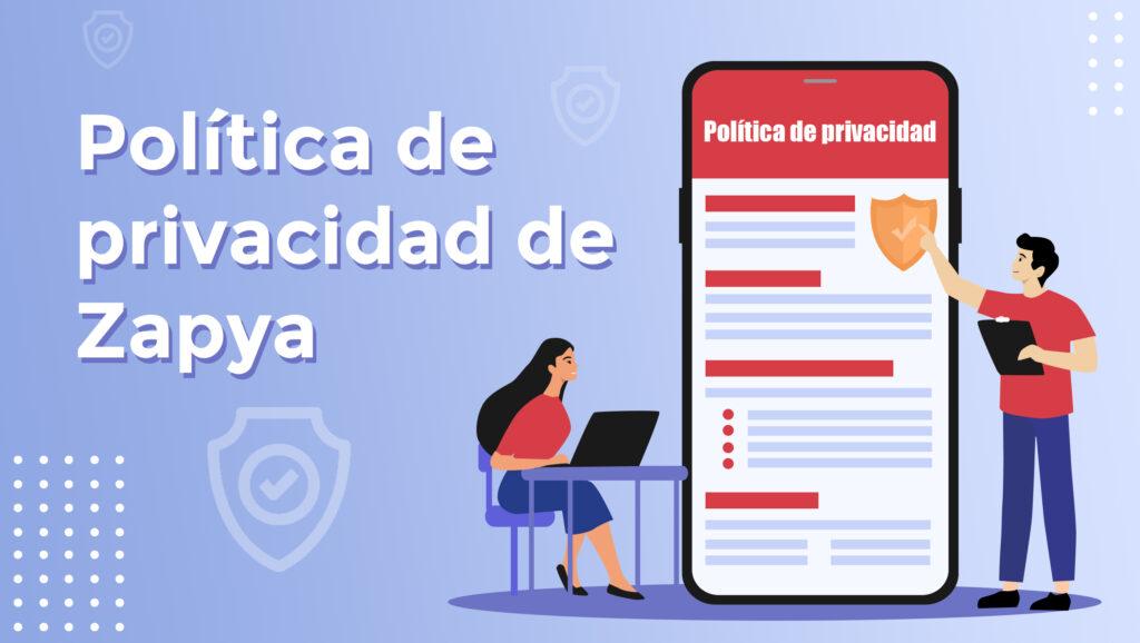 Política de privacidad de Zapya