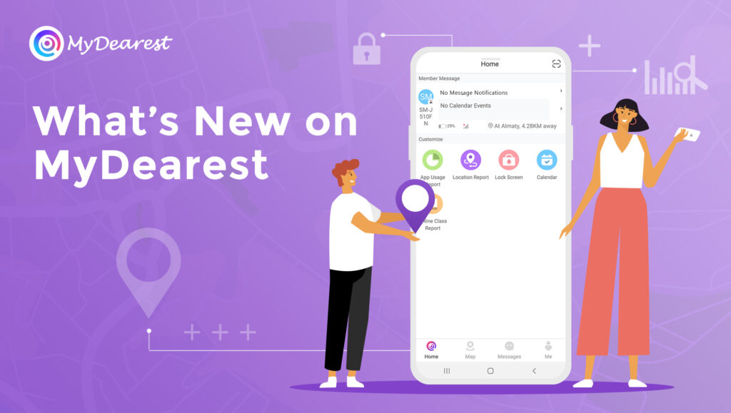 What's New on MyDearest
