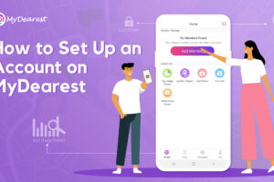 How to Set Up an Account on MyDearest