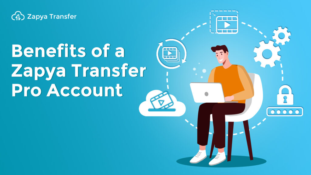 Zapya Transfer Pro खाते के लाभ