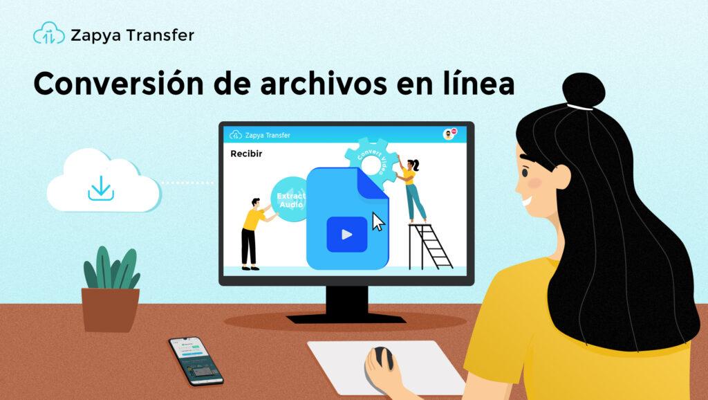 Conversión de archivos en línea